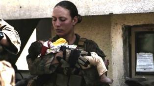 Conmoción en EEUU por la muerte de una militar en los ataques de EI en Kabul