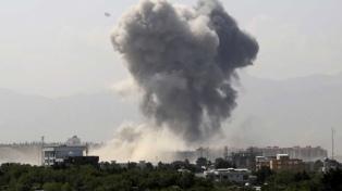 EEUU ejecutó un ataque aéreo en Kabul contra un vehículo vinculado al ISIS