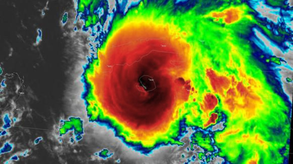 Al menos un muerto en Luisiana por el paso del huracán Ida