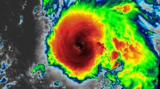 El huracán Ida se convirtió en tormenta tropical y dejó un millón de hogares sin luz