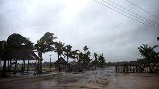 Biden alertó por las consecuencias climáticas tras volar las zonas afectadas por la tormenta Ida