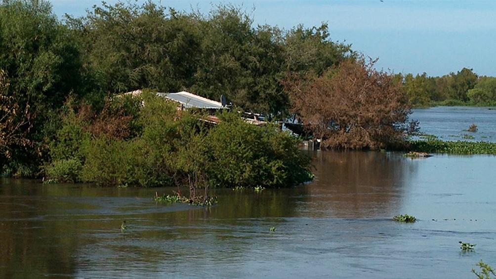 """Por la vegetación y los numerosos cursos de agua, Villa Paranacito era el """"lugar perfecto"""" para arrojar los cadáveres."""