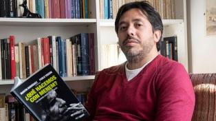"""Pablo Touzon: """"El liderazgo de Menem era carismático y mesiánico... casi un pastor evangelista"""""""