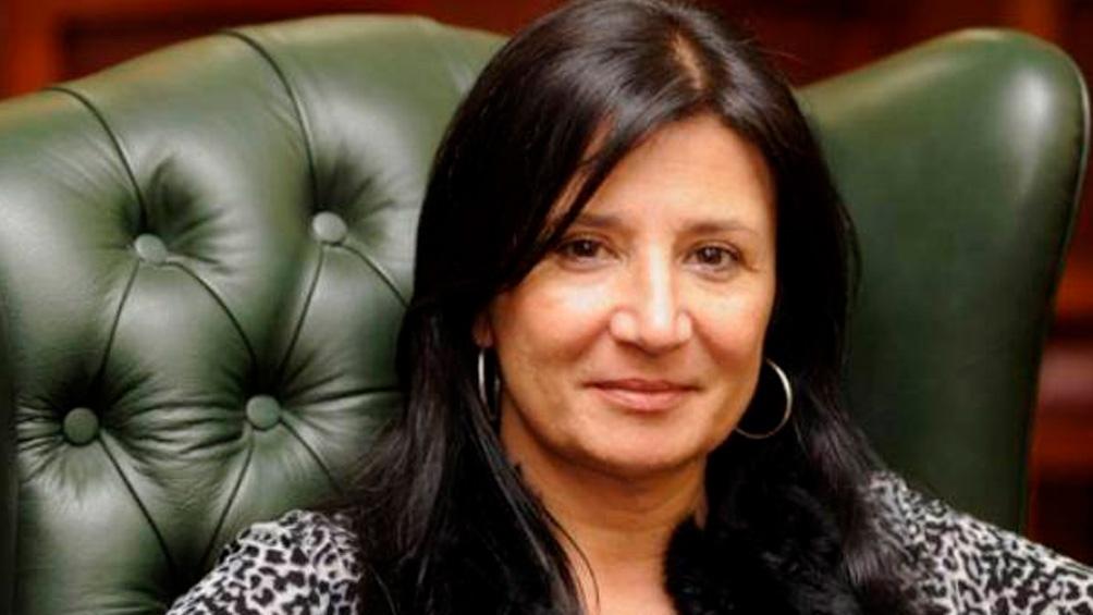 Sandra Maiorana. Prensa: AMRA.