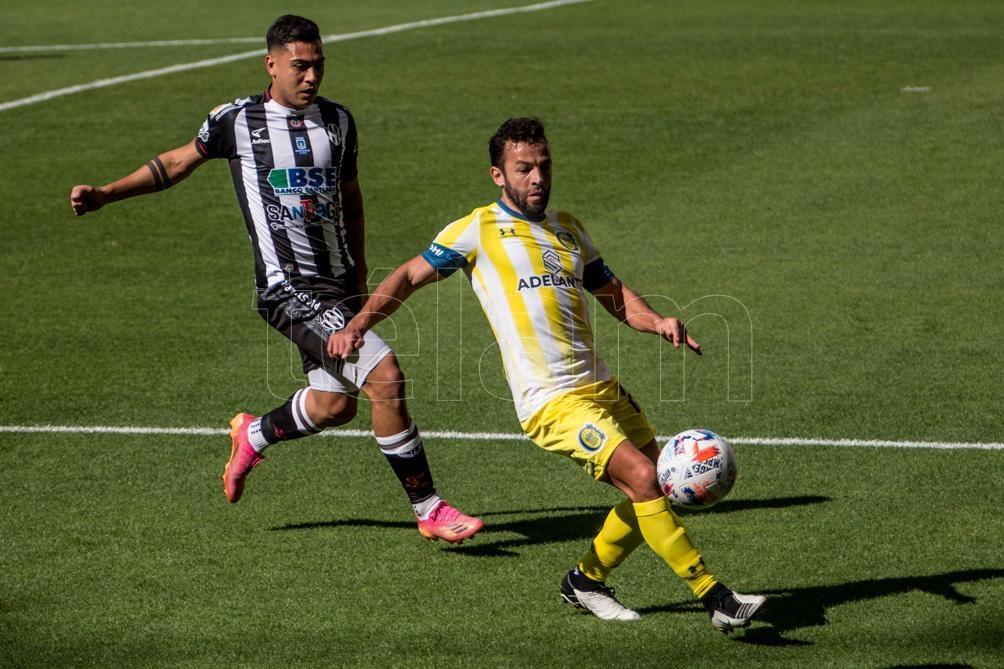 Central se llevó los tres puntos de Santiago del Estero.