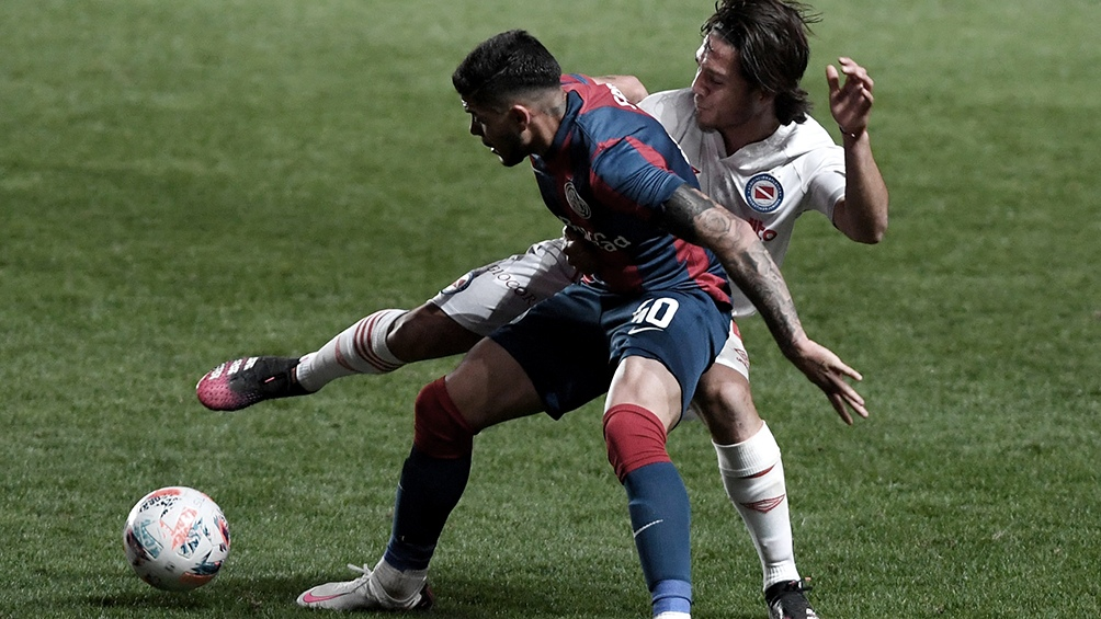 El club entrerriano nunca pudo ganarle a San Lorenzo en Primera División: empató tres y perdió dos en cinco enfrentamientos registrados desde 2016