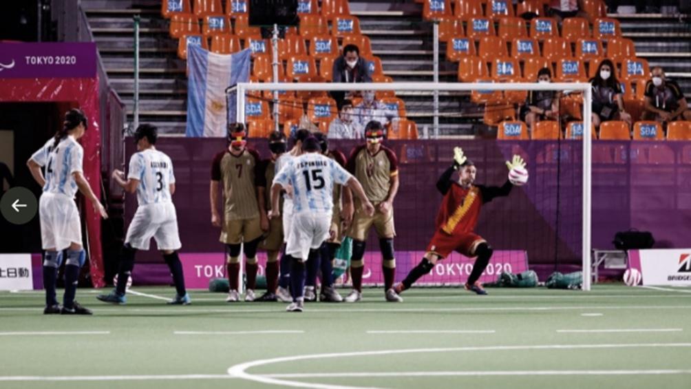 Los Murciélagos buscan en Tokio 2020 su primera medalla de oro paralímpica.