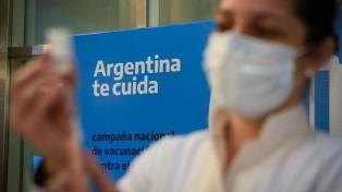 Argentina recibió más de 55,4 millones de vacunas desde el inicio de la pandemia