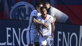 San Lorenzo goleó y volvió a la victoria después de cuatro derrotas consecutivas