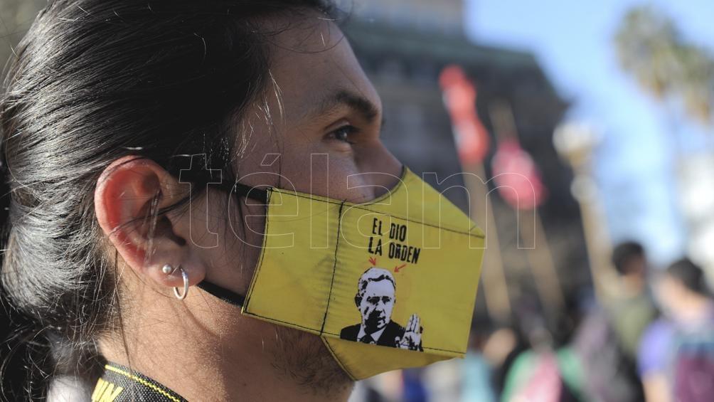 La protesta se realizó en varias ciudades del mundo