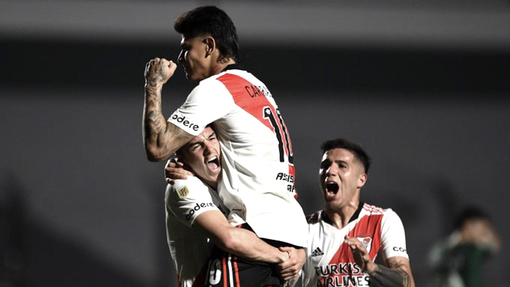 River quiere seguir racha ante Independiente, luego de la victoria ante Sarmiento