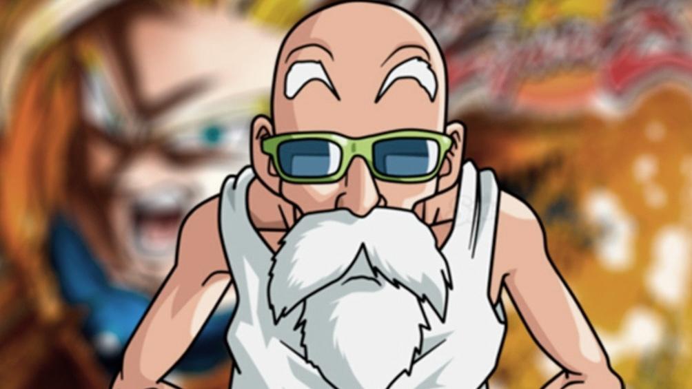 El Maestro Roshi, de Dragon Ball, cuestionado por sus dichos en un episodio de la serie infantil.