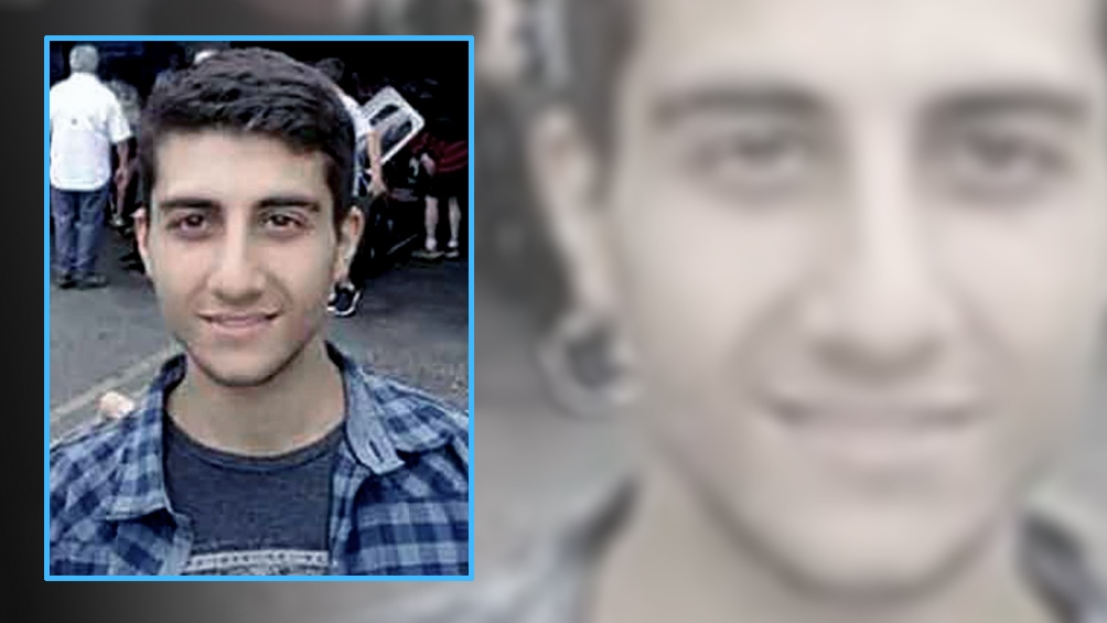 Arshak fue visto por última vez el domingo 24 de febrero de 2019.