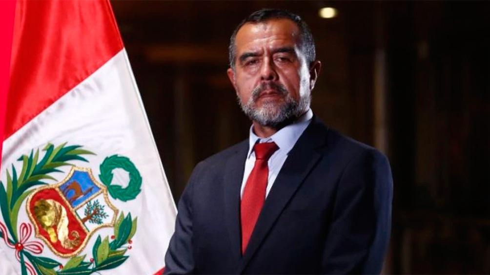 Íber Maraví puso a disposición del presidente Pedro Castillo su cargo como ministro de Trabajo y Promoción del Empleo.