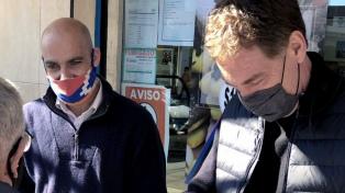 """Bianco y Kreplak criticaron al médico Kambourian: """"Sembraron miedo, odio y preocupación"""""""