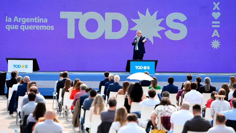 El miércoles, Fernández encabezará el cierre de la campaña bonaerense en la ciudad de Mar del Plata.