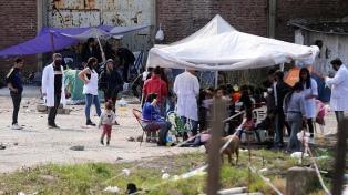 El Gobierno porteño se negó a recibir a los vecinos de la Villa 21-24