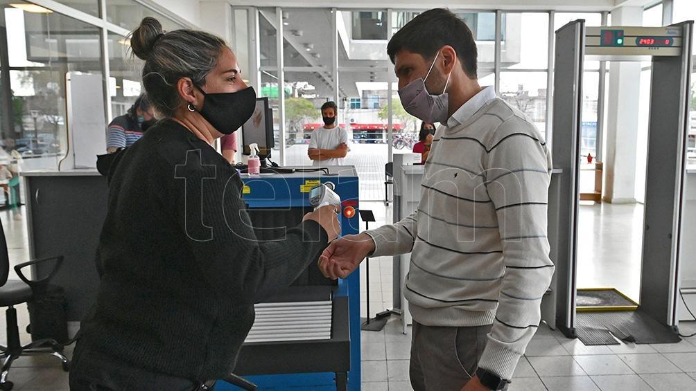 """El ex funcionario defendió su gestión y convocó a """"llevar adelante políticas públicas sostenidas en el tiempo"""". Foto: Sebastián Granata"""