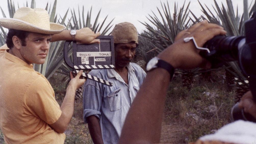 La memoria del cineasta-militante que es recuperada por el documental.