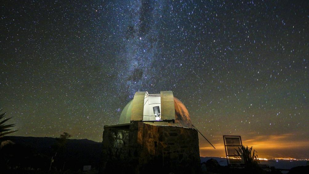 El Observatorio Ampimpa fue declarado de Interés Educativo por el Ministerio de Educación.