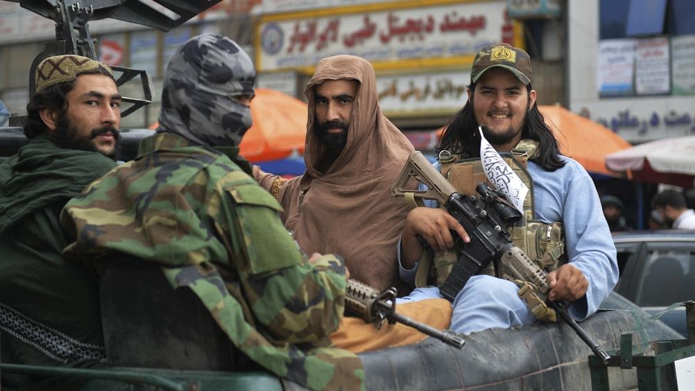 El pasado 23 de agosto los talibanes mantenían sitiado al adversario en Panjshir. Foto: AFP.