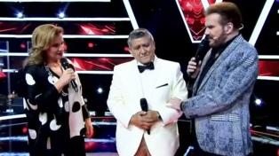 Debut de Pimpinela en la TV peruana y furor en las redes con �La Voz Senior�