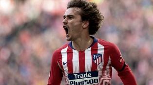 Antoine Griezmann regresa al Atlético Madrid
