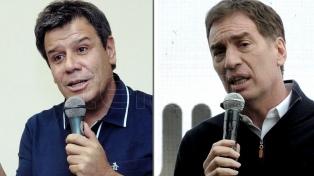 """Desilusionado, Manes denunció que en el PRO hacen """"campaña sucia"""" y rompen sus carteles"""