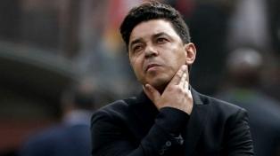 Gallardo no recupera jugadores para enfrentar a Independiente