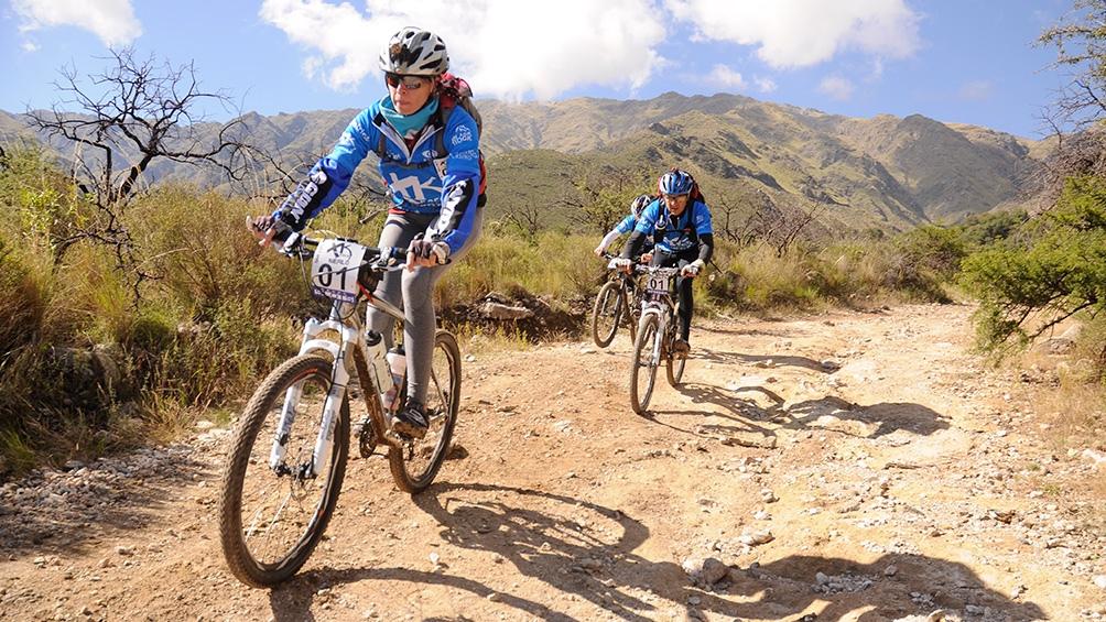 La XK Race es una carrera de expedición.Foto: XK Race.
