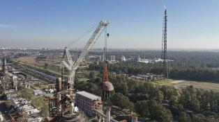 Segundo estimativas da Unctad a Economia argentina crescerá 6,7% este ano
