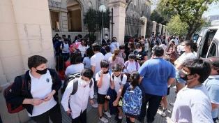 Corrientes: confirman clases presenciales y destacan el avance de la vacunación