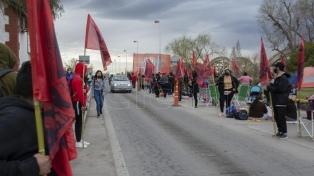 Organizaciones sociales continúan con los acampes en las rutas en reclamo de trabajo