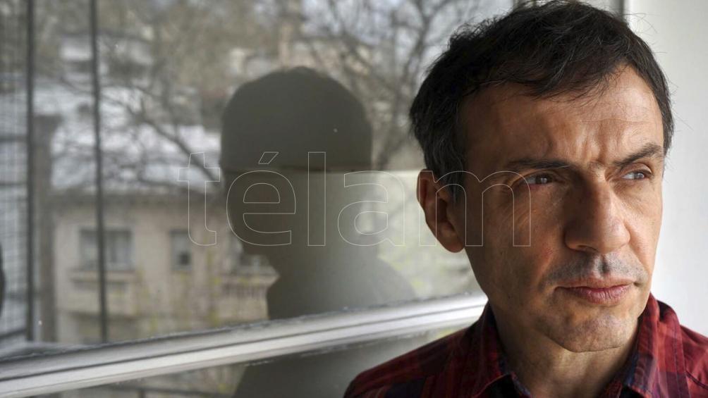 El periodista y escritor Osvaldo Aguirre.