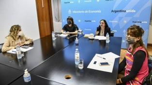 Presentaron un proyecto para acelerar la igualdad de género en los sectores de la economía
