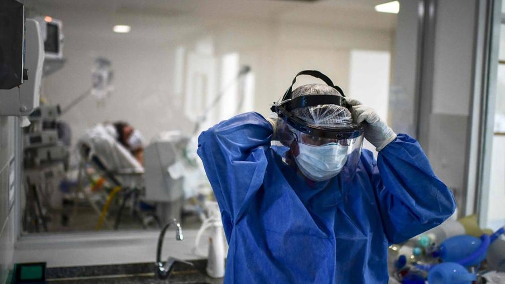 El Ministerio de Salud informó que suman 112.356 los fallecidos y 5.199.919 los contagiados desde el inicio de la pandemia. Foto: Archivo.