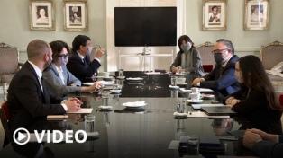 Se reunió el gabinete económico y destacó el aumento de la inversión y de la producción