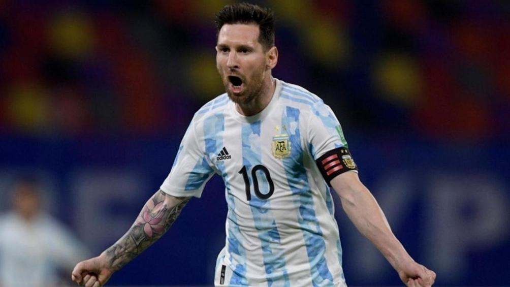 Messi y la vuelta al mundo en 80 goles