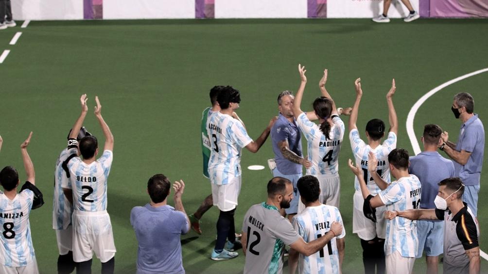 Argentina se colgó la medalla de plata por segunda vez en la historia.