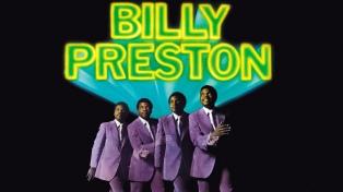 """Hace 75 años nacía Billy Preston: mucho más que el """"beatle negro"""""""