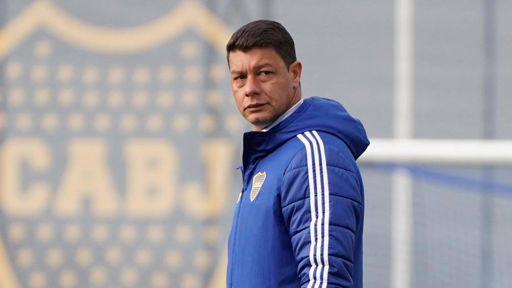 Battaglia ensayó con cuatro cambios en el equipo que visitará a Central