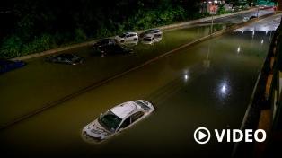Al menos 29 personas murieron como consecuencia de las inundaciones en Nueva York