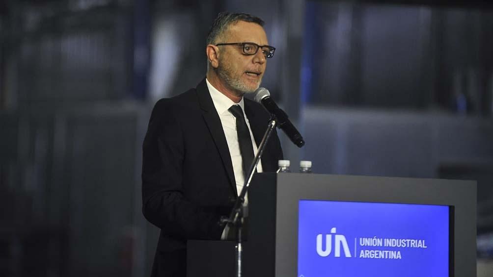 Ariel Schale, secretario de Industria y Economía del Conocimiento.