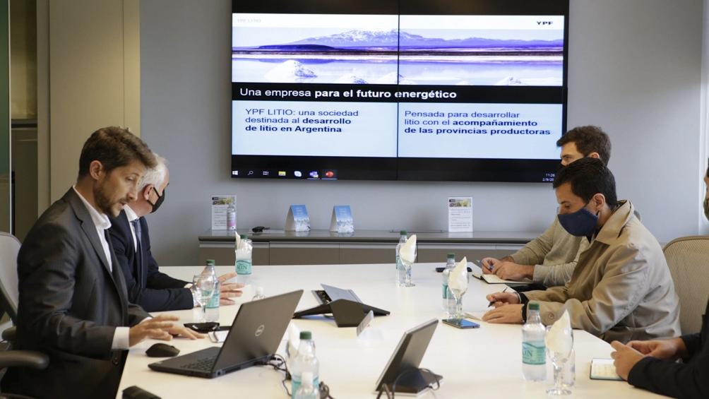 Foto: Prensa YPF.