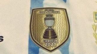 El sello que tendrá la Argentina en su camiseta, como Campeón de América
