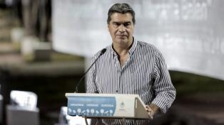 """Capitanich aseguró que el país requiere """"industriales comprometidos con cuerpo y alma"""""""