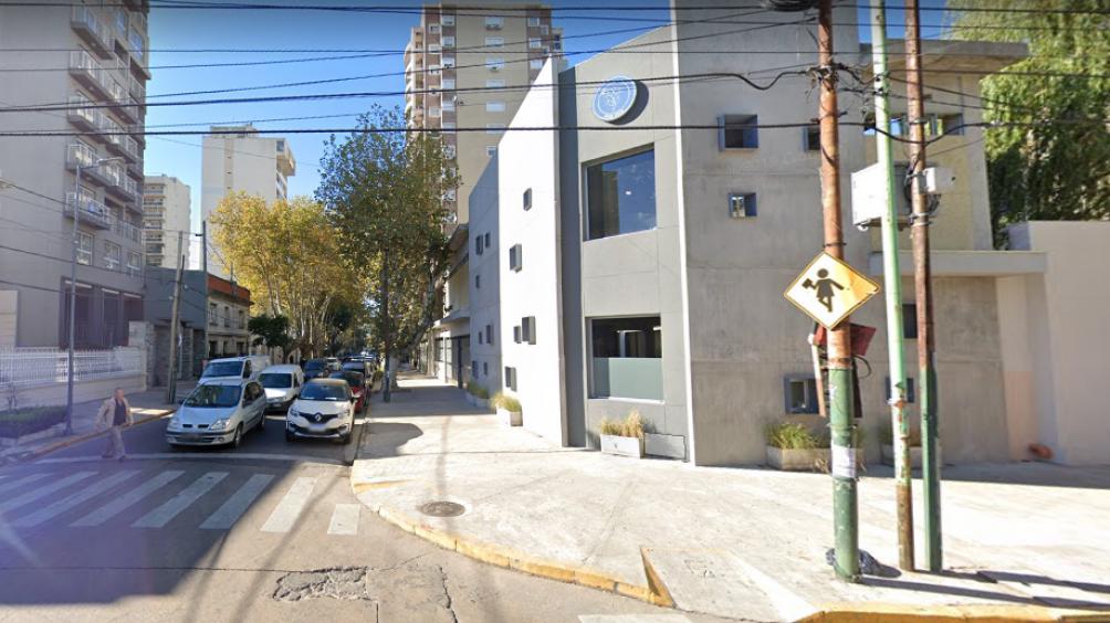 sede sindical atacada en Lomas de Zamora.