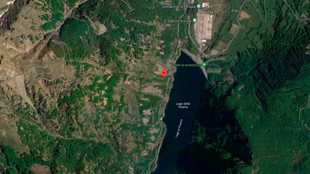 Imagen satelital.