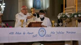 Fray Mamerto Esquiú fue consagrado beato en Catamarca