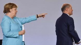 Scholz, Laschet y el futuro de Europa sin Merkel